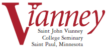 Saint John Vianney College Seminary logo