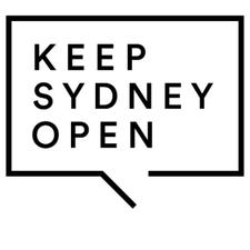 Keep Sydney Open logo