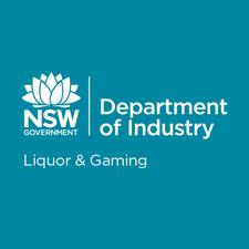 Liquor & Gaming NSW logo