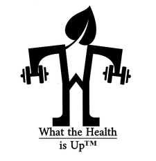 What the Health is Up logo