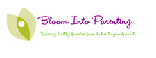 Bloom Into Parenting logo