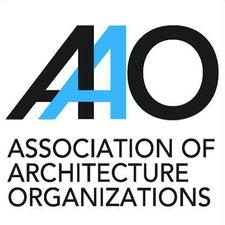 Association of Architecture Organizations logo