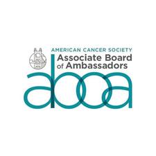 American Cancer Society Associate Board of Ambassadors - San Francscio logo