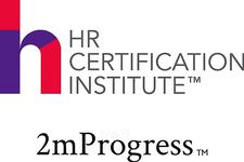 2mProgress®, Certificaciones Profesionales en RR.HH., HRCI® logo