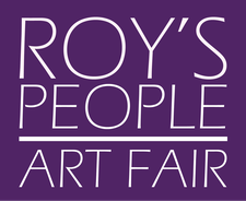 Roy's People Art Fairs logo