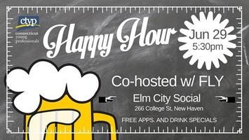 Joint Happy Hour - CTYP & FLY
