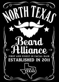 The North Texas Beard Alliance logo