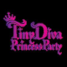 Tiny Diva Princess Party logo
