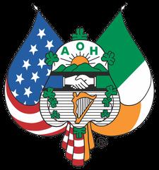 Ancient Order of Hibernians - St. Charles County MO - Michael J Roarty Div. 1 logo