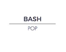 BASH POP with thebash.co logo