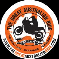 The Great Australian Ride logo