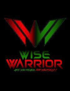 Hasaan Ajaye (the WiseWarrior) logo