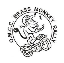 Brass Monkey Rally logo