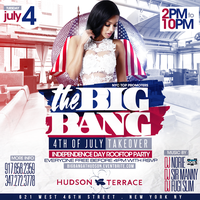 """BIG BANG"" INDEPENDENCE DAY ROOFTOP DAY PARTY AT..."