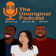 The Unoriginal Podcast logo