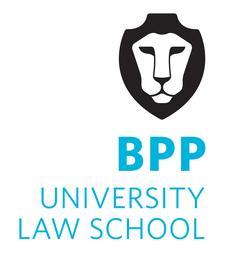 BPP University Law School logo