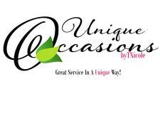 Unique Occasions byTNicole, Inc. logo
