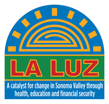 La Luz Center logo