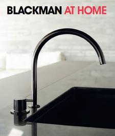 Blackman at Home Magazine  logo