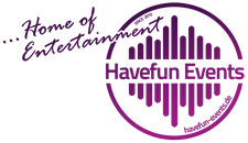 Havefun Events © | Home of Entertainment logo