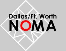 The National Organization of Minority Architects - Dallas/Ft. Worth Chapter logo