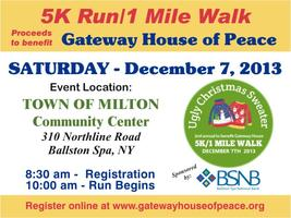 2nd Annual Ugly Christmas Sweater 5K Run /   Scroll down to find...