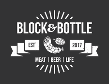 Block & Bottle logo