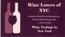 Wine Lovers of NYC logo