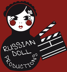 Lady DeVine of Russian Doll Productions logo