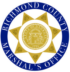 Richmond County Marshal's Office logo