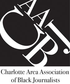 Charlotte Area Association of Black Journalists (CAABJ) logo