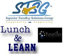 Josh Thomas, STSG, Inc. logo