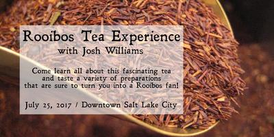 Rooibos Tea Experience