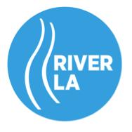 River LA logo