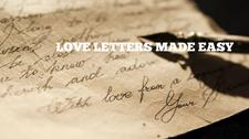 Love Letters Made Easy - Cast A logo
