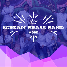 Scream Brass Band logo