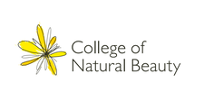 College of Natural Beauty logo