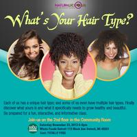 What's Your Hair Type?