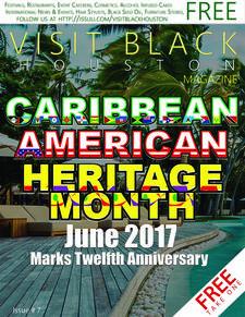 Visit Black Houston logo