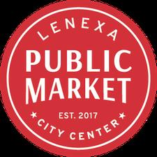 Lenexa Public Market logo