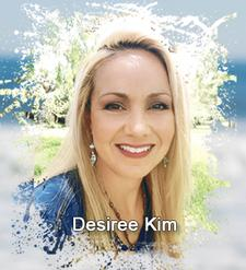 Desiree Kim (Desire With An E) logo