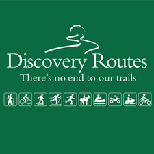Discovery Routes Trails Organization logo