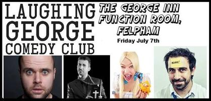 Laughing George Comedy Club (7th July 2017)
