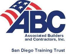 San Diego Chapter ABC Training Trust:  Continuing Education & Safety Training logo