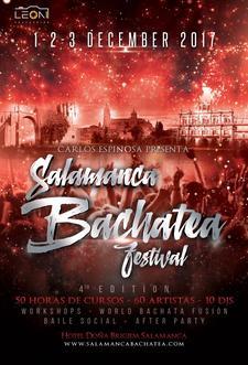 Salamanca Bachatea Festival logo
