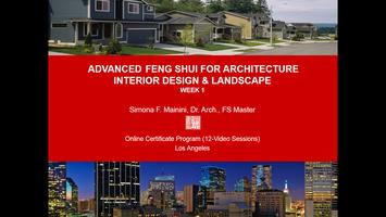 FENG SHUI CERTIFICATION PROGRAM 12 Video Self Study