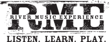 River Music Experience logo