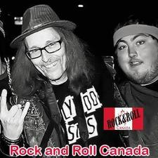 The Rock and Roll Canada Show logo