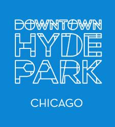 Downtown Hyde Park Chicago logo