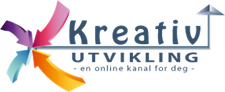 www.KreativUtvikling.no logo